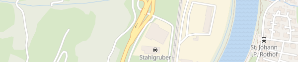 Karte Auto Pirnbacher St. Johann im Pongau