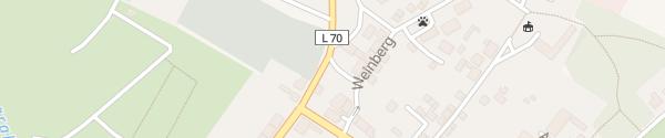 Karte Haltinger Platz Trebbin
