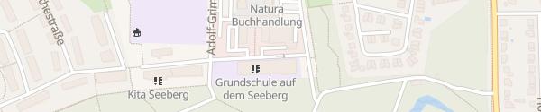 Karte Rathaus Kleinmachnow