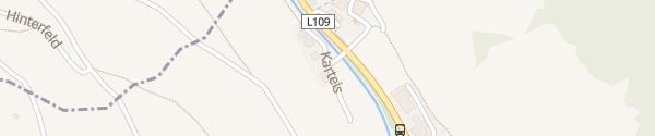 Karte Chaletdorf Auszeit Hüttschlag