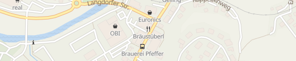 Karte Bräustüberl Zwiesel