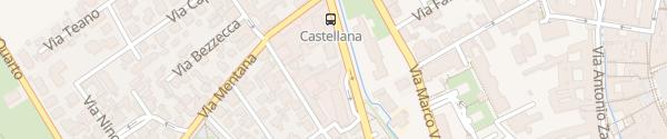 Karte Viale Del Ledra Udine