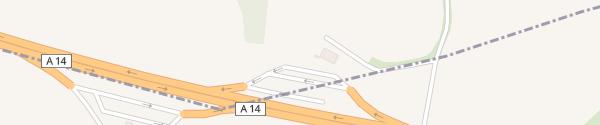 Karte Hansens Holz Nord Mochau