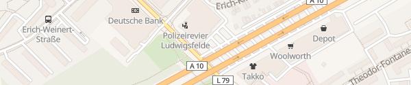 Karte Edeka Specht Ludwigsfelde