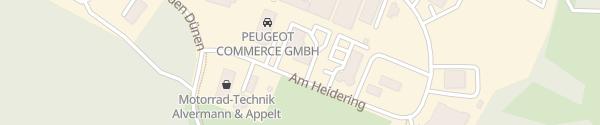 Karte BMW Autohaus Reier Oranienburg