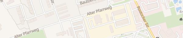 Karte Kundenzentrum Stadtwerke Riesa