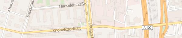 Karte be emobil Ladesäule Berlin
