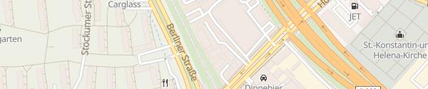 Karte Holzhauser Straße Berlin