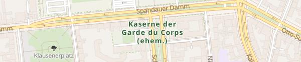 Karte innogy Ladesäule Berlin