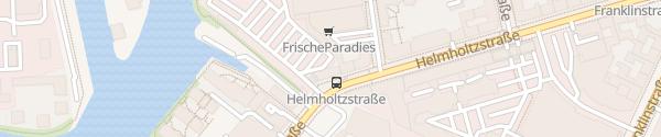 Karte Vattenfall Ladesäule IAV Berlin