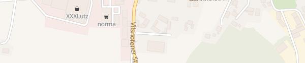 Karte E-Wald Ladesäule Fürstenstein