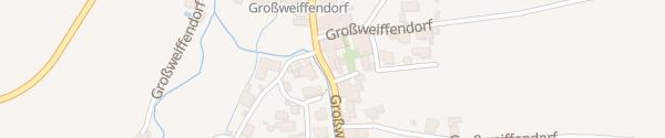 Karte Seminarhotel Kobleder Großweiffendorf
