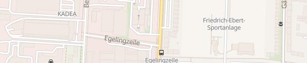 Karte Vattenfall bei TÜV Rheinland Berlin