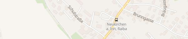 Karte Gemeindeamt Neukirchen