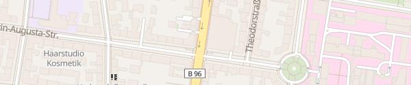 Karte Tempelhofer Damm 187 Berlin