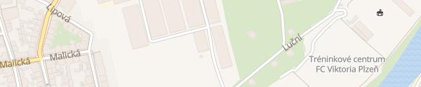 Karte Na Roudné Plzeň