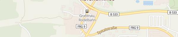 Karte BMW - Autohaus Hable Grafenau