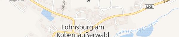 Karte First Class Holz Lohnsburg am Kobernaußerwald