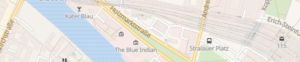 Karte Total Tankstelle Berlin