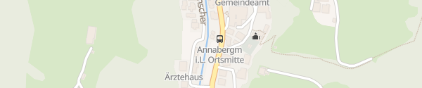 Karte Parkplatz Annaberg