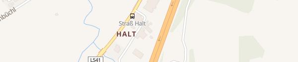 Karte Rosslwirt Straß im Attergau