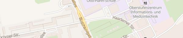 Karte Otto-Hahn-Schule Berlin