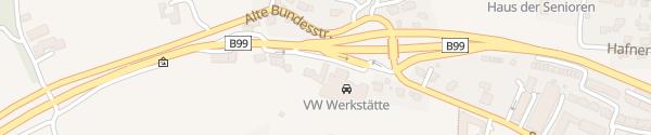 Karte Autohaus Radstadt Radstadt