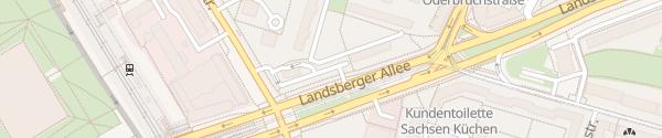 Karte Burger King Berlin