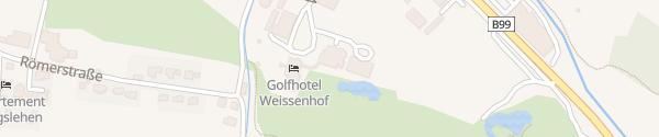 Karte Gut Weissenhof Radstadt