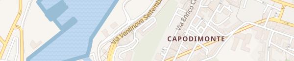 Karte SeePort Hotel Ancona