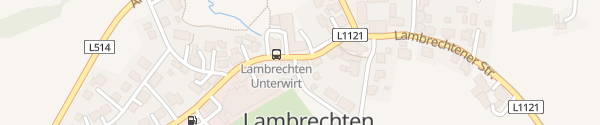 Karte E-Bike Ladesäule Gemeindeamt Lambrechten