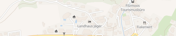 Karte Chalets Filzmooserhof Filzmoos