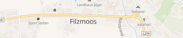 Karte Hotel Essl Filzmoos