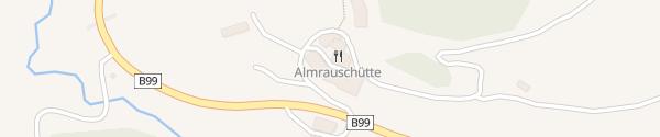 Karte Hotel Glöcknerin Obertauern