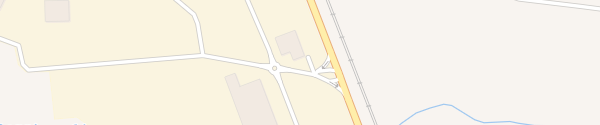 Karte McDonald's Osimo