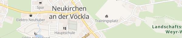 Karte Hotel-Restaurant Beim Böckhiasl Neukirchen an der Vöckla