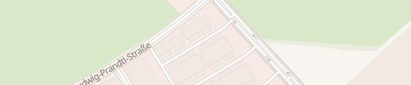 Karte Tesla Supercharger Service Center Berlin