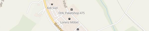 Karte Euronics Freyung