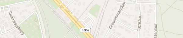 Karte STAR Berlin-Adlershof Berlin