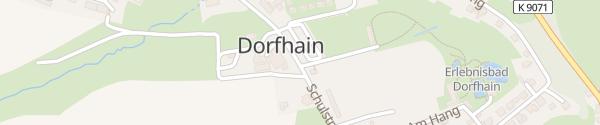 Karte Erlebnisbad Dorfhain