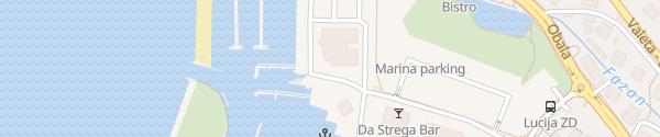 Karte Marina Portorož