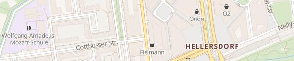 Karte Janusz-Korczak-Straße Berlin