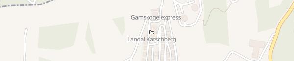 Karte Landal Katschberg Rennweg