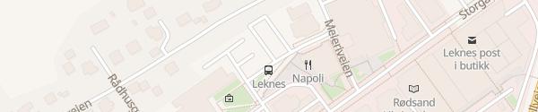 Karte Circle K Leknes