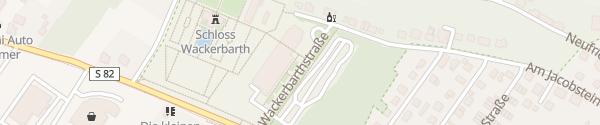 Karte Erlebnisweingut Schloss Wackerbarth Radebeul