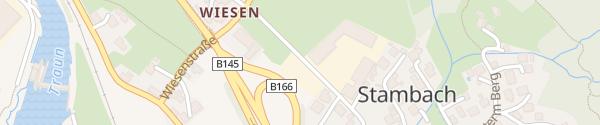 Karte Kieninger Bau Bad Goisern