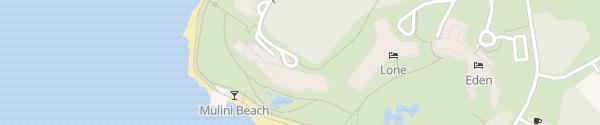Karte Hotel Monte Mulini Rovinj