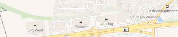 Karte Möbelix Vöcklabruck