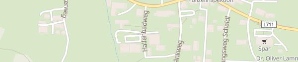 Karte Hallenbad Ramsau am Dachstein