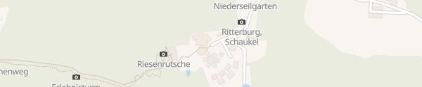 Karte Baumhotel Kopfing im Innkreis